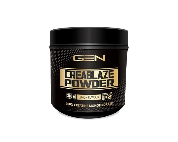 CREATINE GEN POWDER 300 gr کراتین جین 300(کد1025)