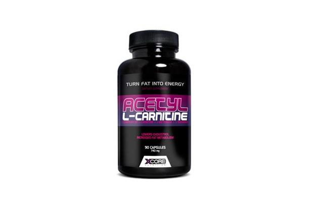 ال کارنیتین ACETYL L-CARNITINE 90Cap