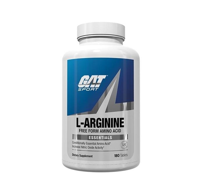 مکمل L-ARGININE GAT SPORT 180TAB