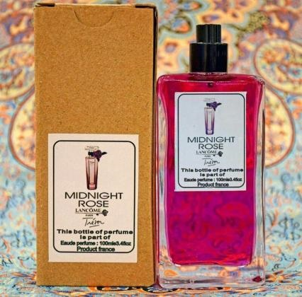 تستر لانکم ترزور میدنایت رز Tresor Midnight Rose 100ml ++A