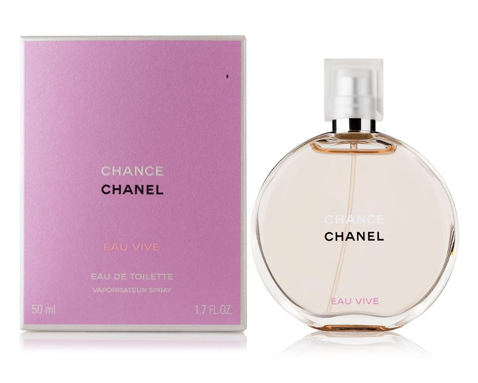 عطر ادکلن زنانه شانل چنس او فرش Chanel Chance Eau Fraiche