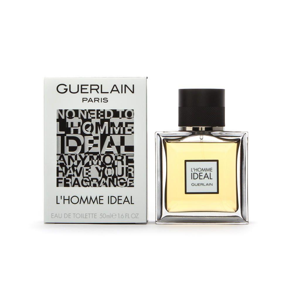 عطر ادکلن مردانه گرلن لهوم ایدیل Guerlain L'Homme ldeal