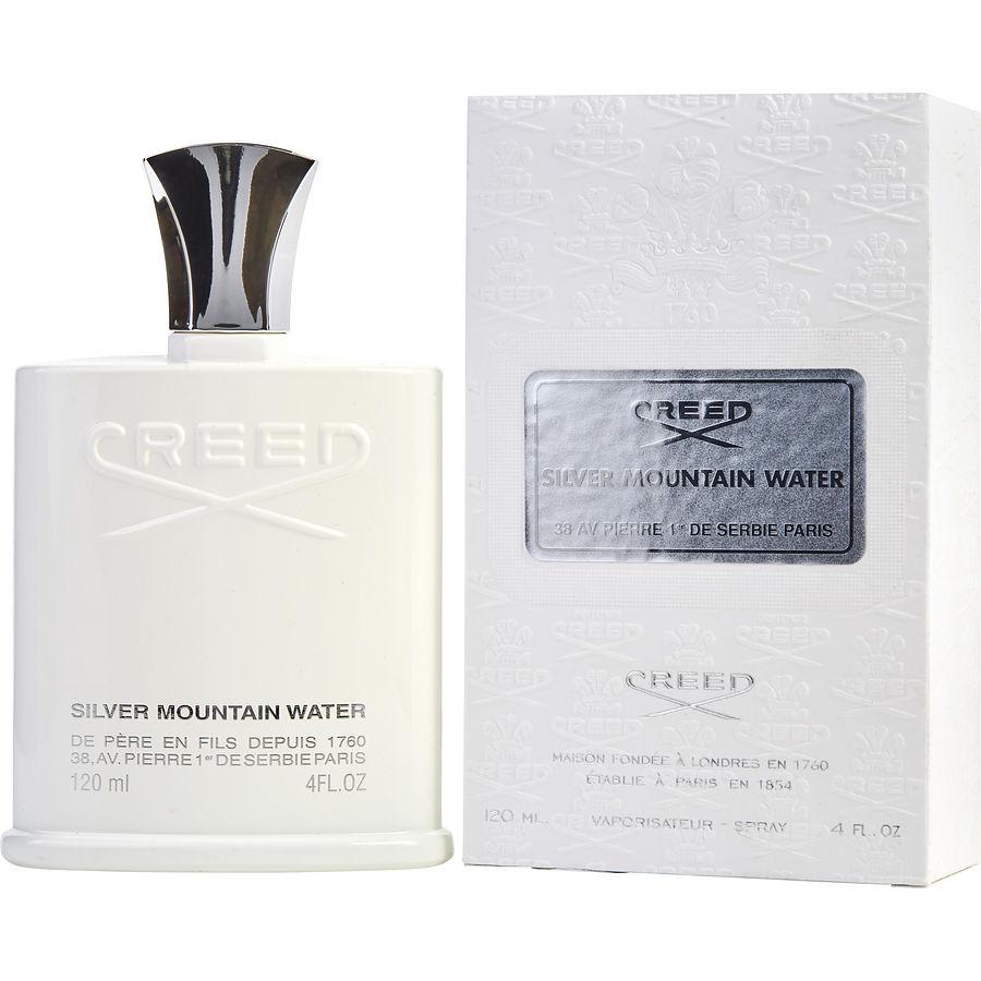 عطر ادکلن مردانه سیلور مانتین واتر Creed Silver Mountian Water