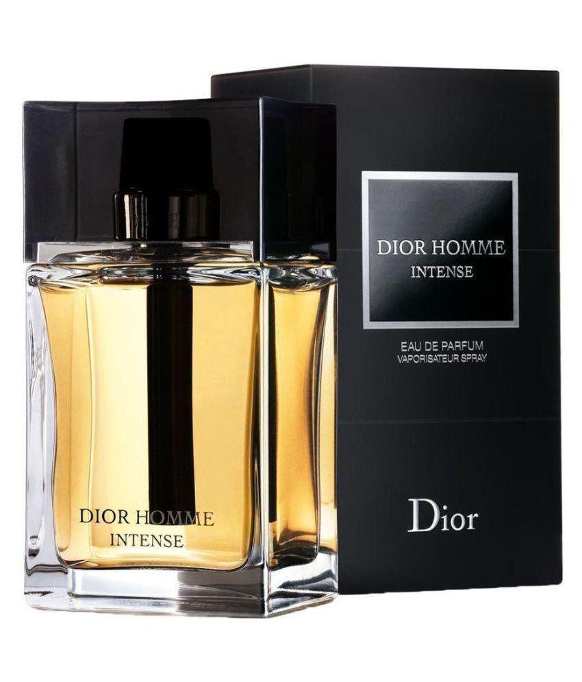 عطر ادکلن  مردانه دیور هم اینتنس Dior Homme Intense