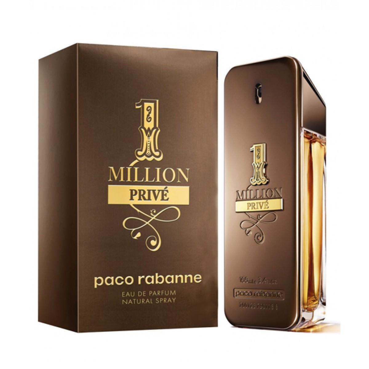 عطر و ادکلن مردانه پاکو رابان وان میلیون پرایو Paco Rabanne Million Prive گرم و شیرین