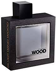 عطر ادکلن مردانه دسکوارد هی وود سیلور ویند وود Dsquared² He Wood He Silver Wind Wood