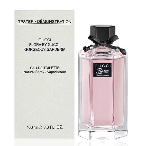 تستر اورجینال زنانه گوچی فلورا لیمیتد ادیشن Gucci Flora Limited Edition Gorgeous Gardenia