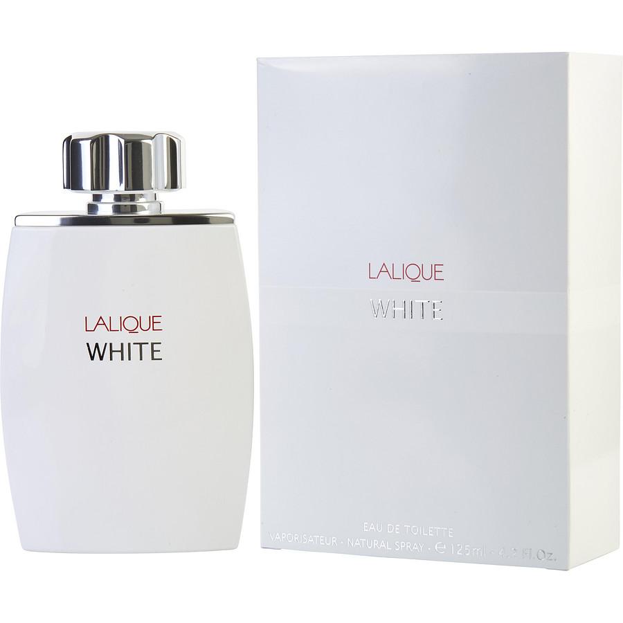 عطر ادلکن مردانه لالیک وایت Lalique White