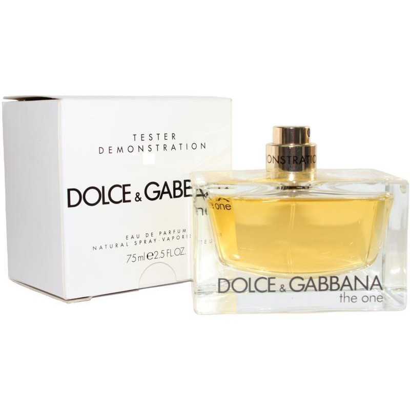 تستر اورجینال زنانه دولچه گابانا د وان Dolce Gabbana the one