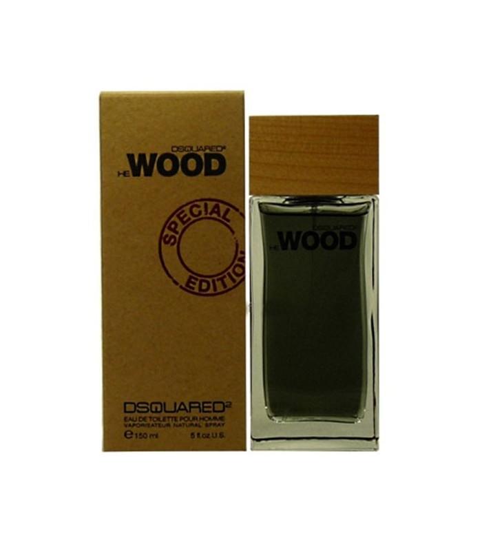عطر ادکلن مردانه Wood SPECIAL EDITION