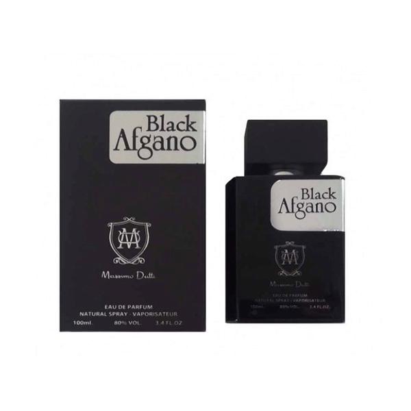 عطر ادکلن اورجینال بلک افغانو ماسیو دوتی Black Afgano Massimo Dutti