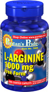 ال آرژنین پوریتن پراید L-Arginine Puritan 60 Cap