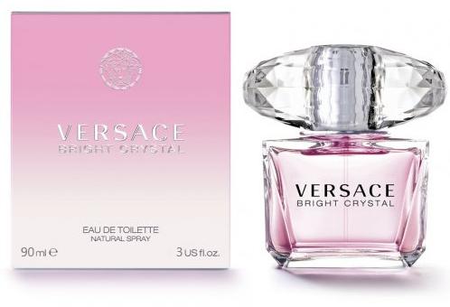 ادکلن زنانه ورساچه برایت کریستال Versace Bright Crystal