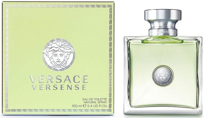 ادکلن زنانه ورساچه ورسنس Versace Versense