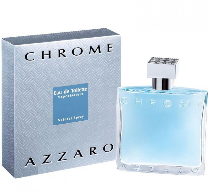 ادکلن مردانه آزارو کروم Azzaro Chrome