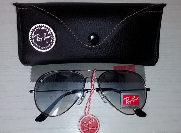 حراج ویژه عینک آفتابی خلبانی ری بن RayBan