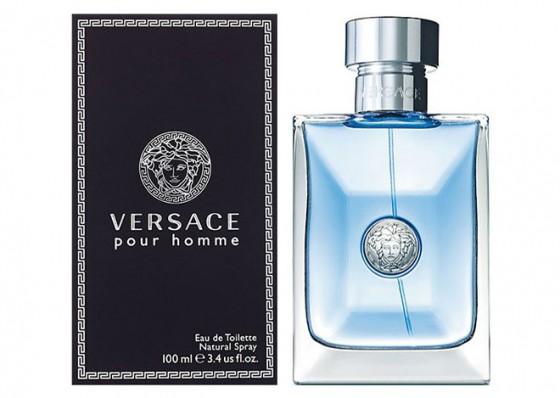 عطر ادکلن مردانه ورساچه پور هوم Versace Pour Homme