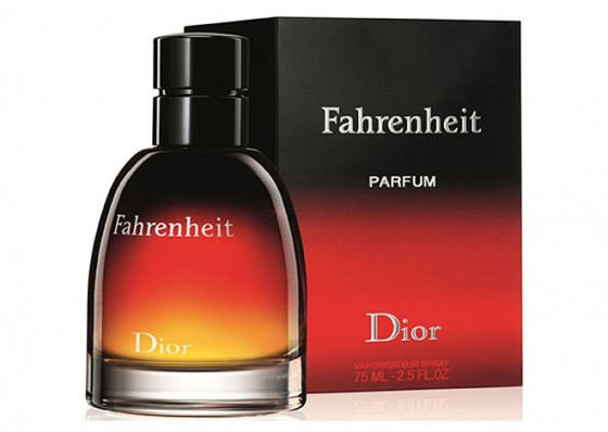 عطر ادکلن مردانه کریستین دیور فارنهایت پرفیوم Christian Dior Fahrenheit Parfum