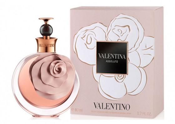 عطر ادکلن زنانه والنتینو والنتینا اسولوتو Valentino Valentina Assoluto