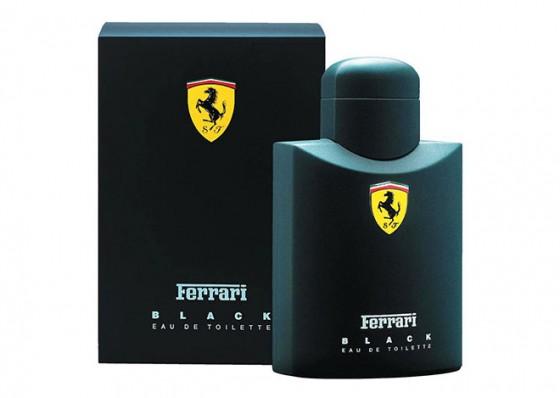 عطر ادکلن مردانه فراری بلک Ferrari Black