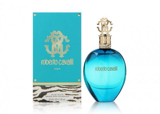 عطر ادکلن زنانه روبرتو کاوالی آکوا Roberto Cavalli Acqua
