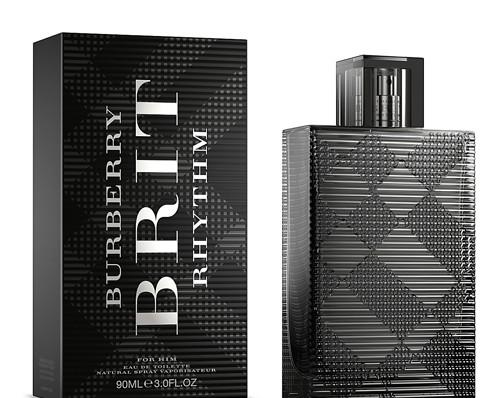 ادکلن مردانه باربری بریت ریتم Burberry Brit Rhythm