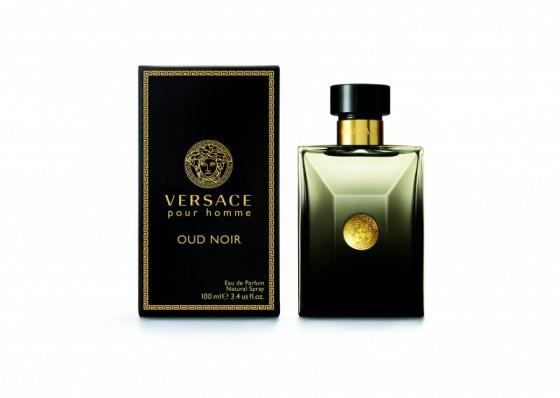 ادکلن مردانه ورساچه پور هوم عود نویر Versace Pour Homme Oud Noir