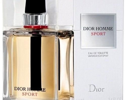 عطر ادکلن مردانه کریستین دیور هوم اسپرت Christian Dior Homme Sport