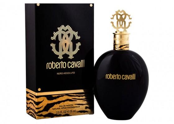 ادکلن زنانه روبرتو کاوالی نرو آسولوتو Roberto Cavalli Nero Assoluto