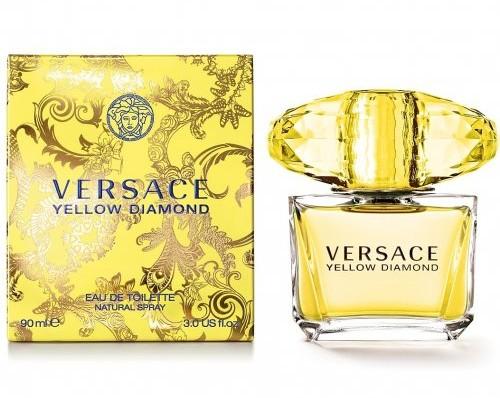 ادکلن زنانه ورساچه یلو دیاموند Versace Yellow Diamond