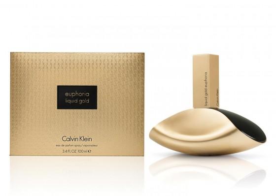 ادکلن زنانه کلوین کلاین ایفوریا لیکویید گلد Calvin Klein Euphoria Liquid Gold